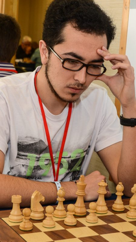 2016 Tradewise Gibraltar Chess Festival: Chall Amat A, Rd 5, 29 January 2016